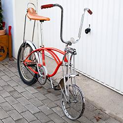 Schwinn Orange Krate Coaster Brake