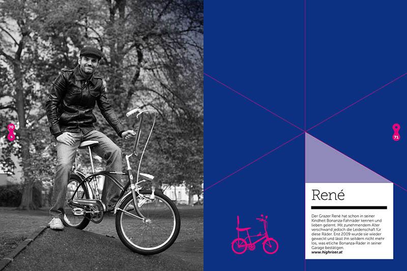 Tritt rein! Ein Einblick in die Grazer Fahrradkultur