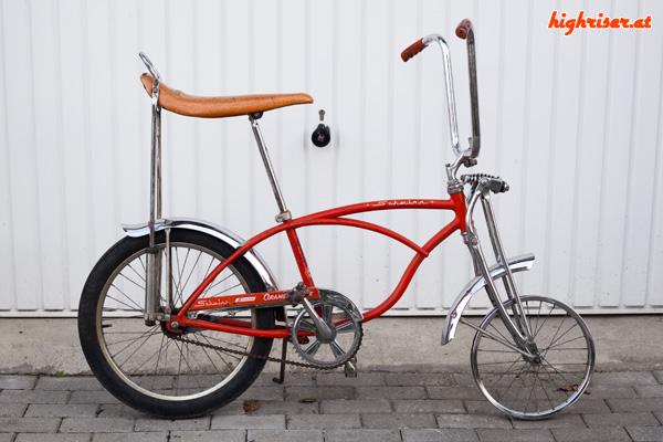Schwinn Sting-Ray Orange Krate Coaster Brake