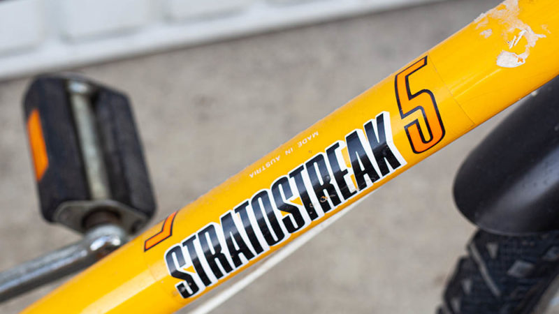 Junior Stratostreak 5
