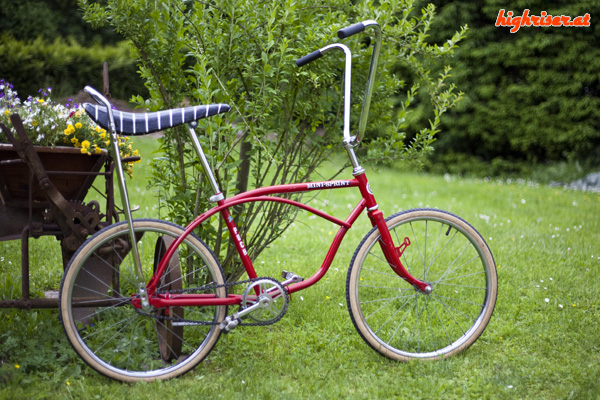 Puch Mini Sprint Highriser - Fastback