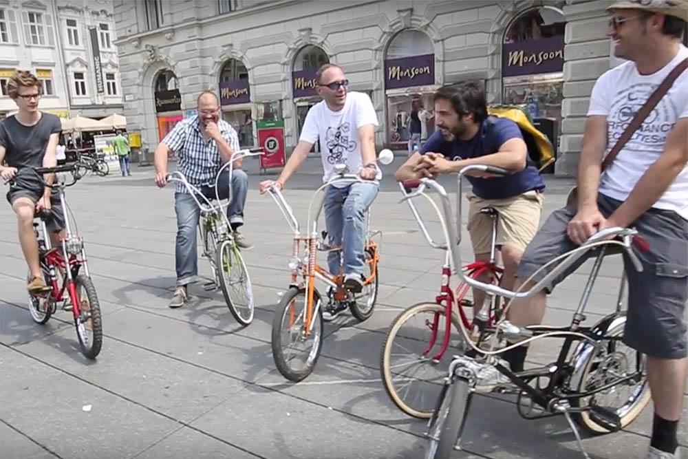 1. Österreichische Highriserspiele – Das Video