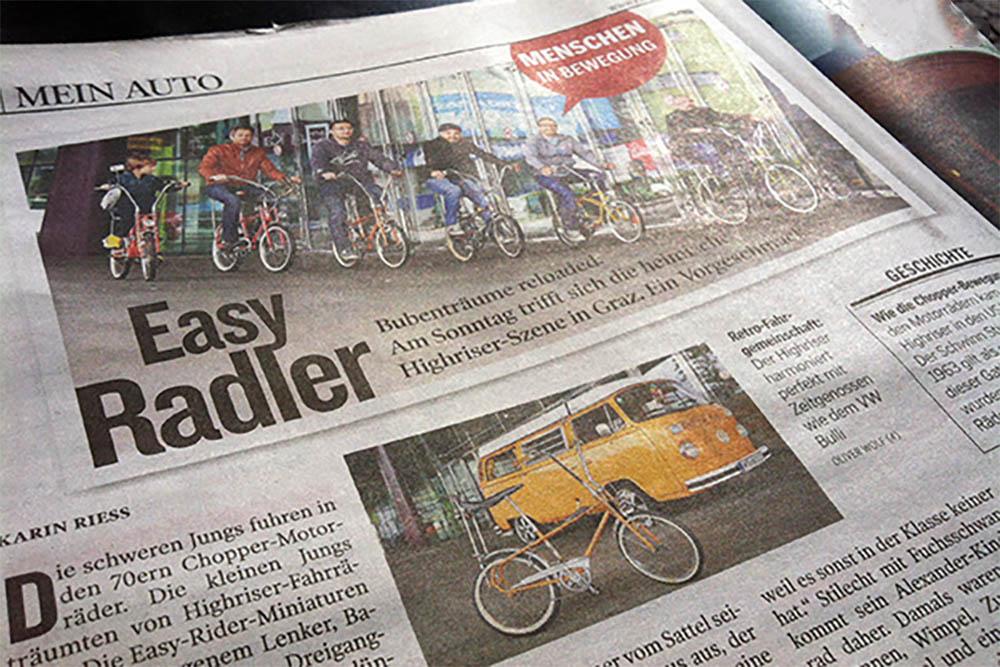 Kleine Zeitung – Highriserspiele