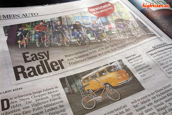 Kleine Zeitung - Highriserspiele