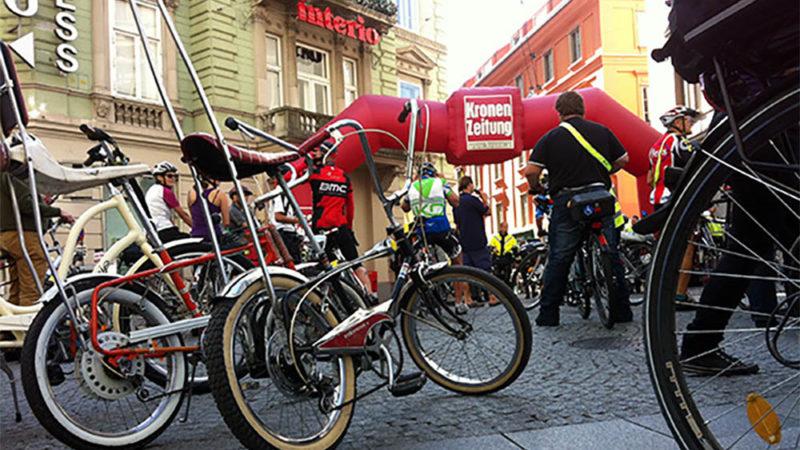 Tour de Graz – Autofreier Tag