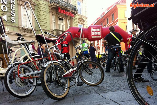 Tour de Graz - Autofreier Tag
