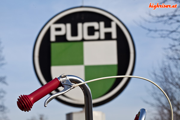 Puch 3-Gang Highriser
