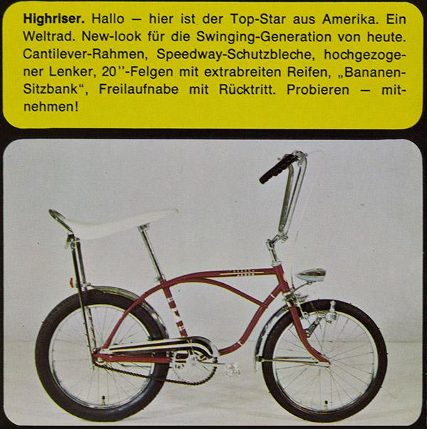 Puch Highriser - Prosepkt 5/1970
