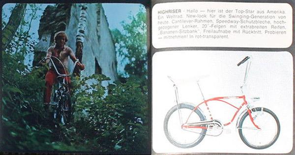 Puch Highriser - Prospekt 5/1971