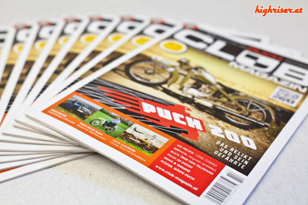 Puch Club Magazin - Highriser