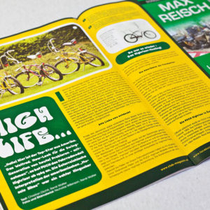 Puch Club Magazin – Highriser