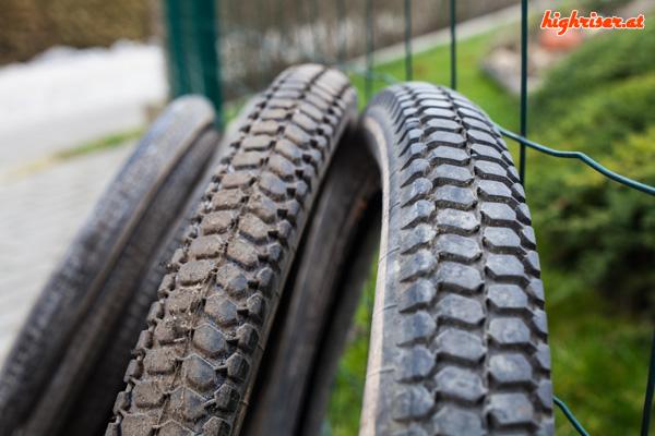 Semperit Weißring Reifen