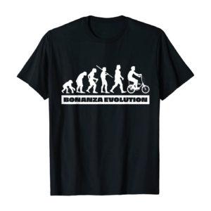 Bonanzarad Evolution