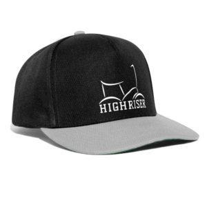 Highriser Snapback Cap